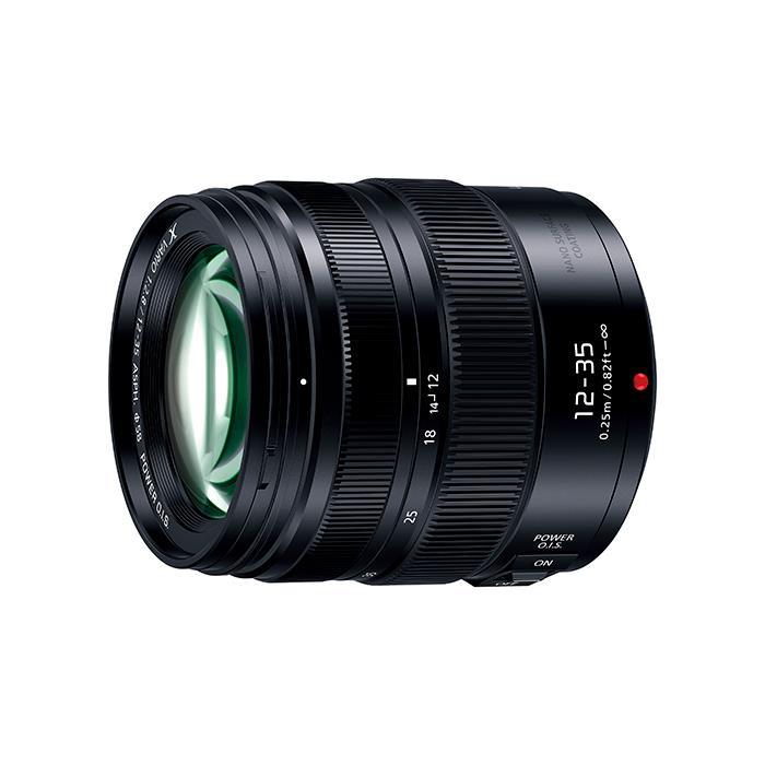 《新品》Panasonic (パナソニック) LUMIX G X VARIO 12-35mm F2.8 II ASPH. POWER O.I.S. [ Lens | 交換レンズ ]【KK9N0D18P】【ボディ同時購入でキャッシュバック対象】
