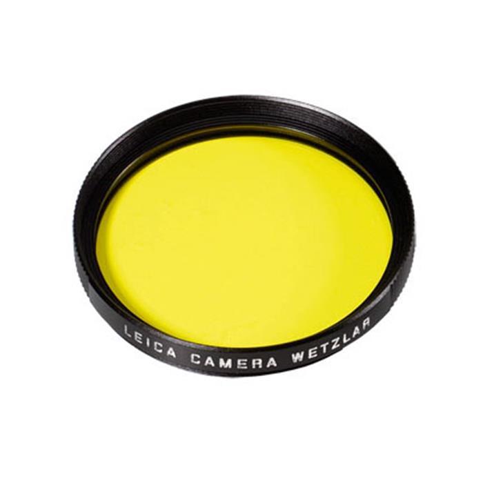 代引き手数料無料 《新品アクセサリー》 Leica 正規激安 ライカ マート E49 KK9N0D18P イエロー カラーフィルター