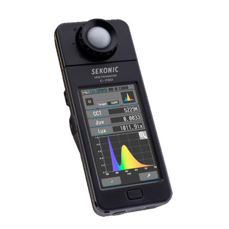 《新品アクセサリー》 SEKONIC(セコニック) スペクトロマスター C-700【KK9N0D18P】【在庫限り(生産完了品)】