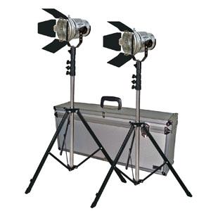《新品アクセサリー》 LPL(エルピーエル) スタジオ&ロケーションライトTL-500キット2【KK9N0D18P】〔メーカー取寄品〕