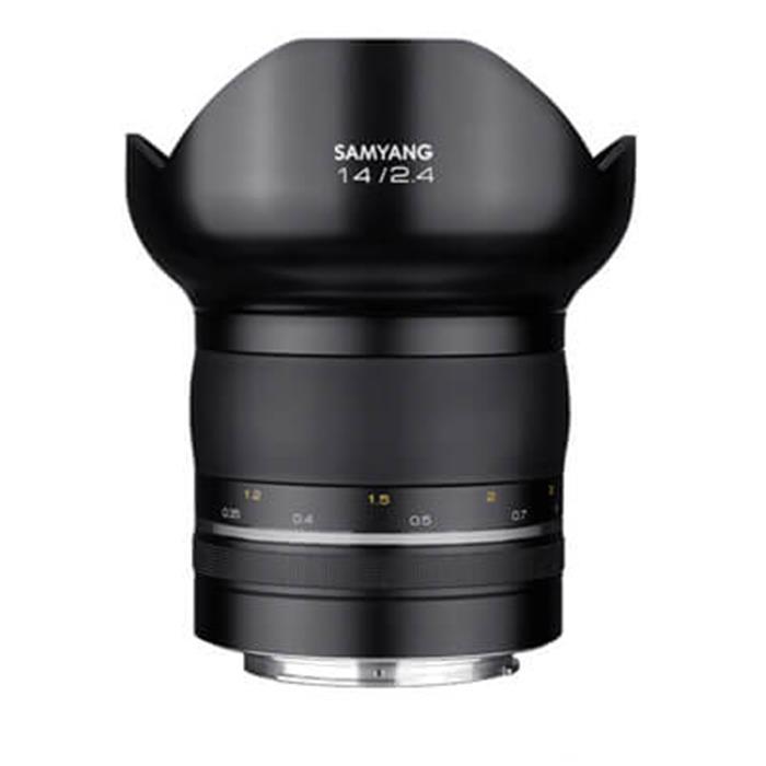 《新品》 SAMYANG (サムヤン) XP 14mm F2.4 (キヤノン用) [ Lens | 交換レンズ ]【KK9N0D18P】【¥3,000-キャッシュバック対象】