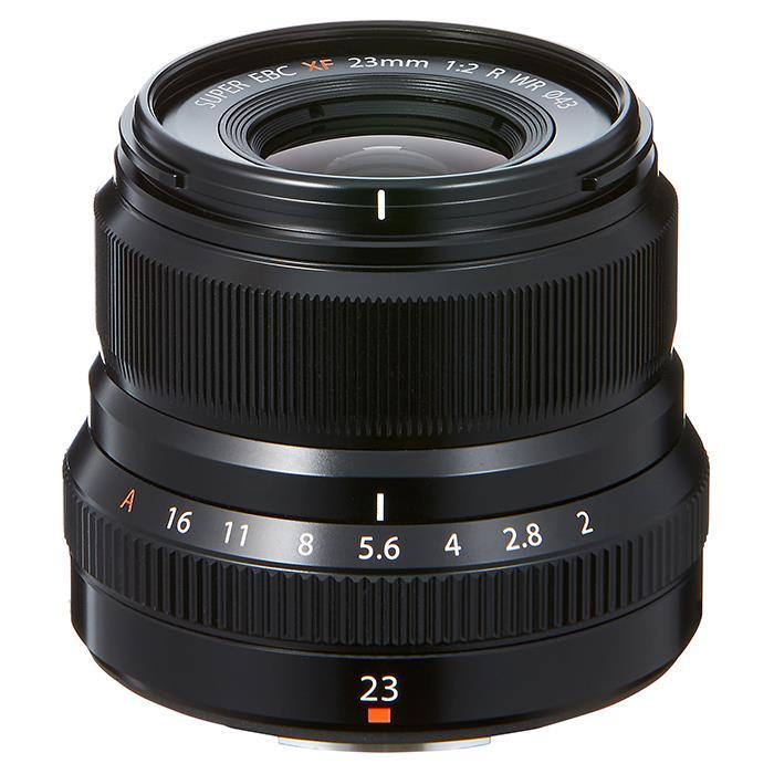 《新品》 FUJIFILM(フジフイルム) フジノン XF23mm F2 R WR ブラック[ Lens   交換レンズ ]【KK9N0D18P】