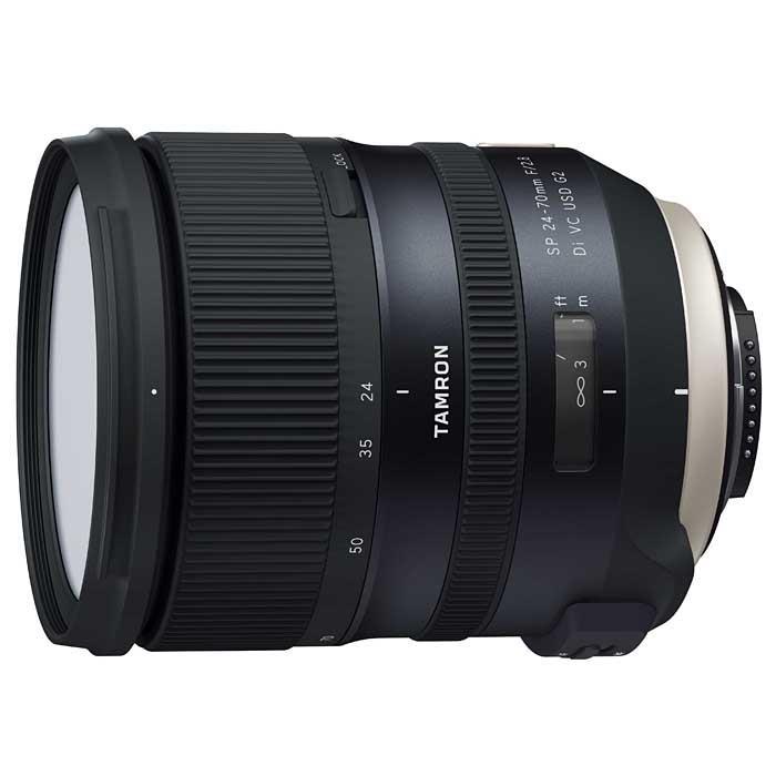 《新品》 TAMRON (タムロン) SP 24-70mm F2.8 Di VC USD G2 A032N(ニコン用) [ Lens | 交換レンズ ]【KK9N0D18P】