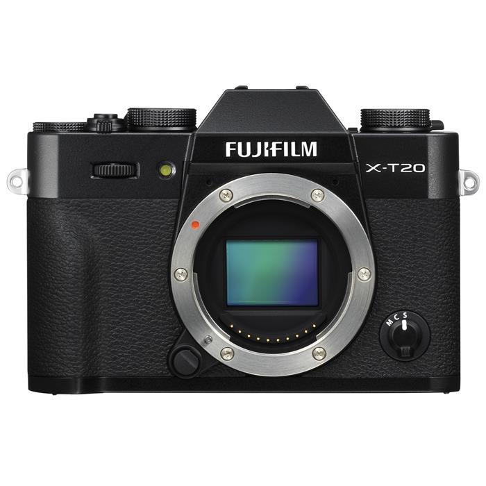 《新品》 FUJIFILM(フジフイルム) X-T20 ボディ ブラック[ ミラーレス一眼カメラ | デジタル一眼カメラ | デジタルカメラ ] 【¥5,000-キャッシュバック対象】【KK9N0D18P】