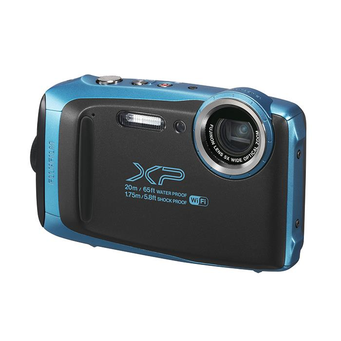 《新品》FUJIFILM (フジフイルム) FinePix XP130 スカイブルー[ コンパクトデジタルカメラ ]【KK9N0D18P】【在庫限り(生産完了品)】