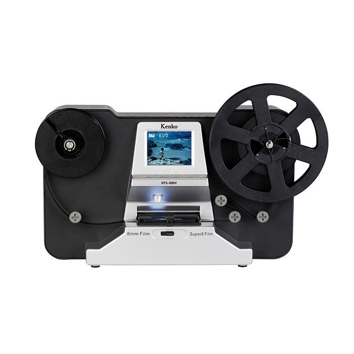 《新品》Kenko (ケンコー) フィルムコンバーター KFS-888V 【KK9N0D18P】※メーカー直送品