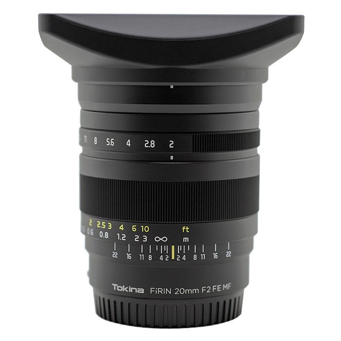 《新品》 Tokina(トキナー) FiRIN 20mm F2.0 FE MF (ソニーE用/フルサイズ対応)[ Lens | 交換レンズ ]【MapCamera購入特典!メーカー保証2年付き】【KK9N0D18P】