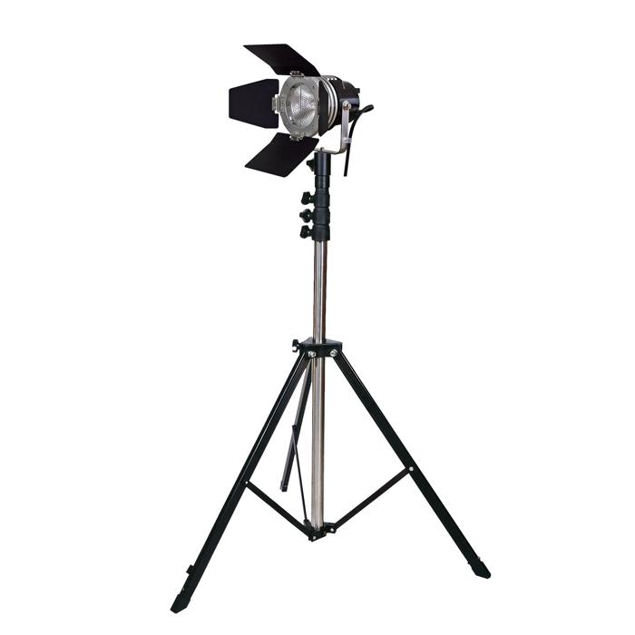 《新品アクセサリー》 LPL(エルピーエル) ビデオライトVL-1300スタンド付【KK9N0D18P】〔メーカー取寄品〕