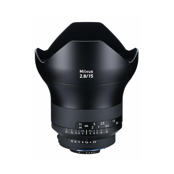 《新品》Carl Zeiss(カールツァイス) Milvus 15mm F2.8 ZF.2(ニコンF用)[ Lens | 交換レンズ ] 【KK9N0D18P】