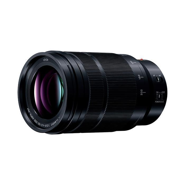 《新品》Panasonic (パナソニック) LEICA DG VARIO-ELMARIT 50-200mm F2.8-4.0 ASPH. POWER O.I.S. H-ES50200[ Lens | 交換レンズ ]【KK9N0D18P】【ボディ同時購入でキャッシュバック対象】