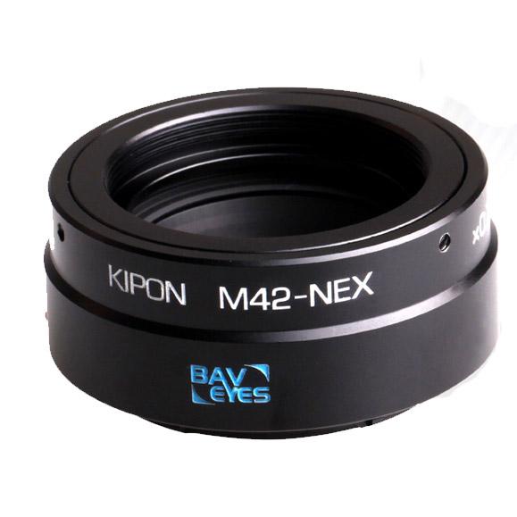 《新品アクセサリー》 KIPON(キポン) フォーカルレデューサーアダプター M42レンズ/ソニーEボディ用 BABEYES 0.7x【特価品/在庫限り】【KK9N0D18P】