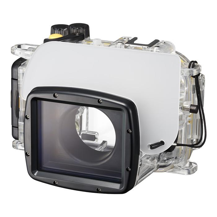《新品アクセサリー》 Canon(キヤノン) ウォータープルーフケース WP-DC55【KK9N0D18P】