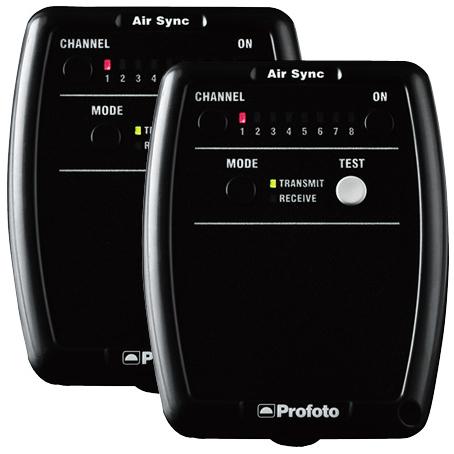 《新品アクセサリー》 Profoto(プロフォト) Air Sync Kit(Air sync2個セット) #901035〔メーカー取寄品〕【KK9N0D18P】