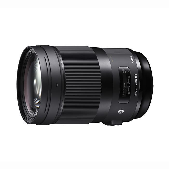 《新品》 SIGMA (シグマ) A 40mm F1.4 DG HSM(キヤノン用) [ Lens | 交換レンズ ]【KK9N0D18P】