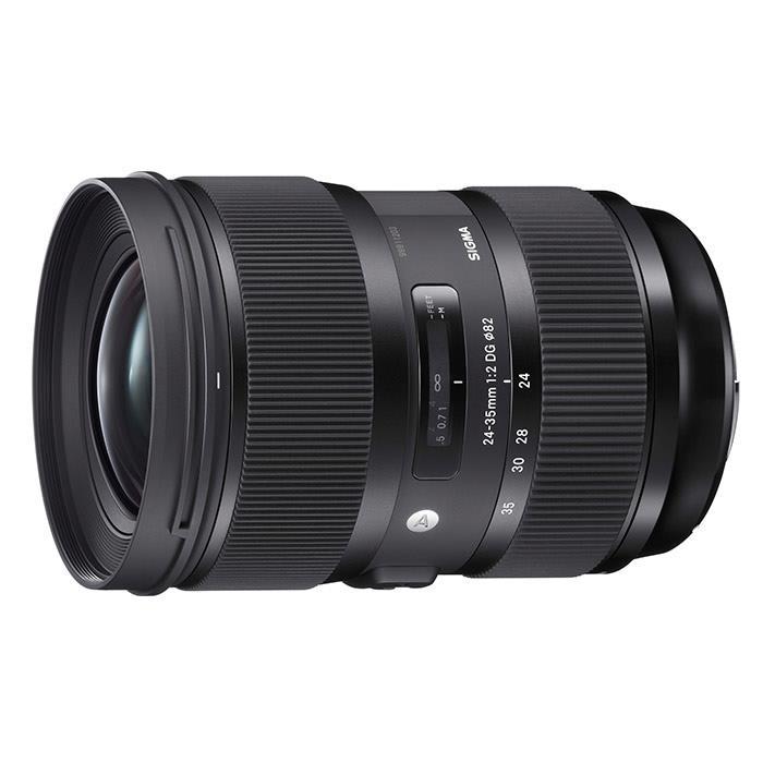 《新品》 SIGMA(シグマ) A 24-35mm F2 DG HSM(キヤノン用) [ Lens | 交換レンズ ]【KK9N0D18P】