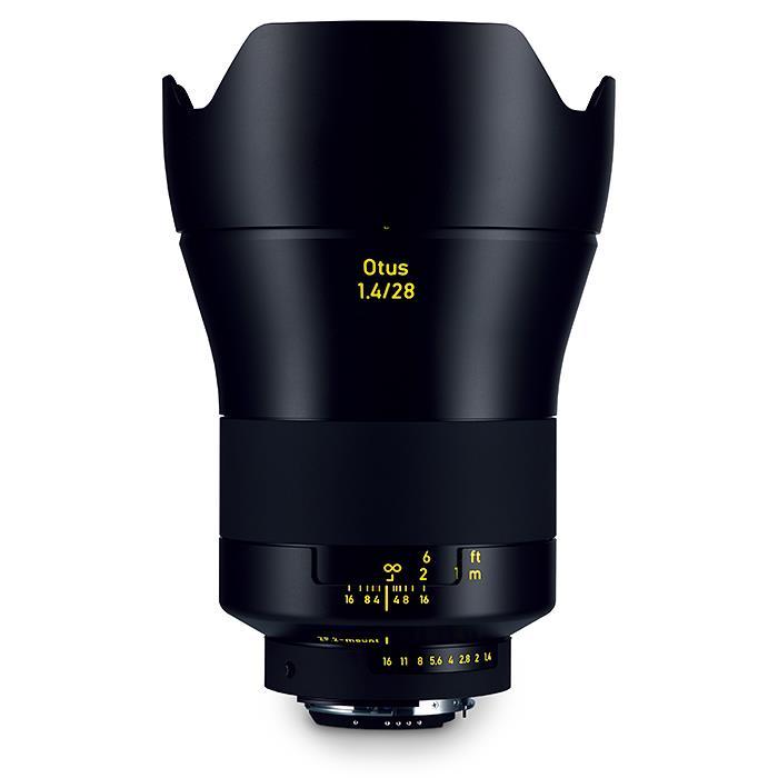 《新品》 Carl Zeiss (カールツァイス) Otus 28mm F1.4 ZF.2 (ニコンF用) [ Lens | 交換レンズ ]【KK9N0D18P】