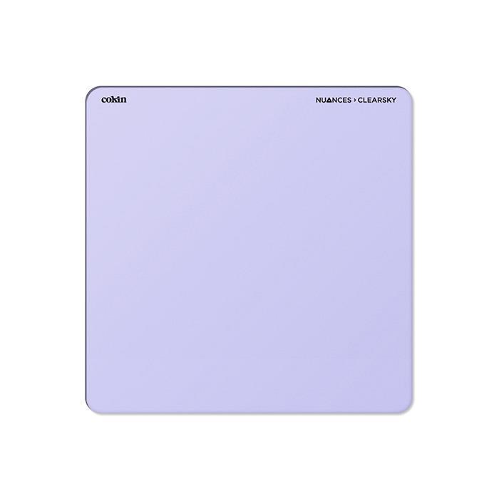 《新品アクセサリー》 Cokin (コッキン) NUANCES ガラス製角型フィルター クリアスカイ L Z-PROシリーズ 【KK9N0D18P】〔メーカー取寄品〕