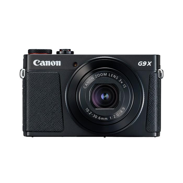 《新品》 Canon (キヤノン) PowerShot G9X Mark II ブラック[ コンパクトデジタルカメラ ] 【KK9N0D18P】