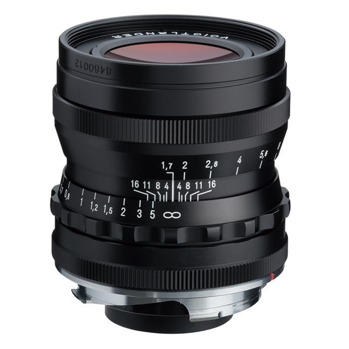 《新品》 Voigtlander(フォクトレンダー) ULTRON 35mm F1.7 Vintage Line Aspherical VM ブラック [ Lens | 交換レンズ ]【KK9N0D18P】