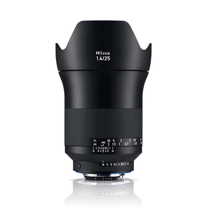 《新品》 Carl Zeiss(カールツァイス) Milvus 25mm F1.4 ZF.2(ニコンF用) [ Lens   交換レンズ ]【KK9N0D18P】