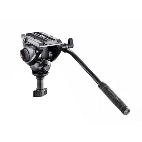 《新品アクセサリー》 Manfrotto(マンフロット) プロフルード ビデオ雲台 60mm ハーフボール MVH500A〔メーカー取寄品〕【KK9N0D18P】
