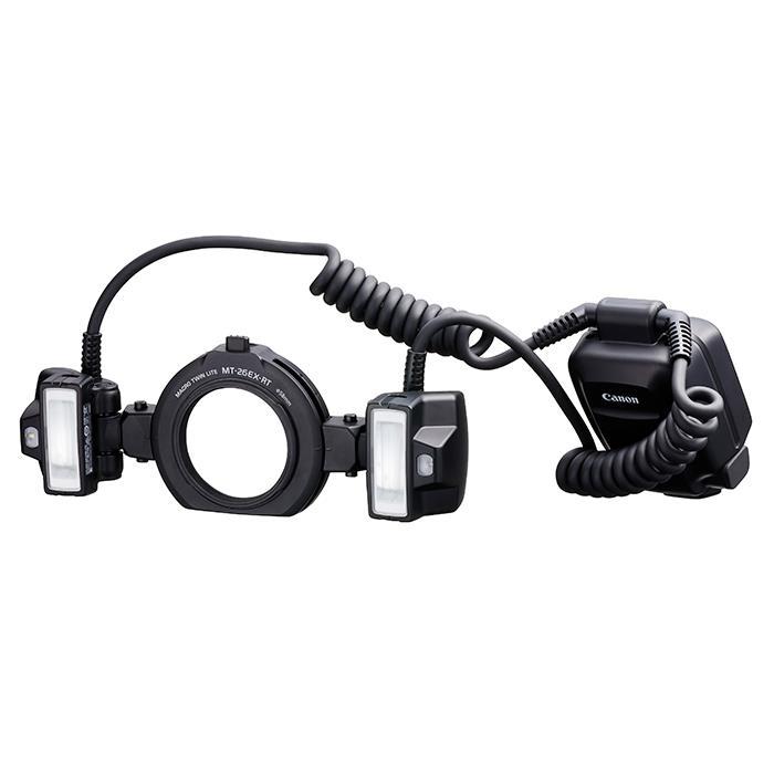 《新品アクセサリー》 Canon (キヤノン) マクロツインライト MT-26EX-RT【KK9N0D18P】
