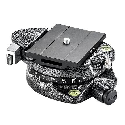 《新品アクセサリー》 GITZO (ジッツオ) パノラマ式ディスク GS3750DQD【KK9N0D18P】〔メーカー取寄品〕
