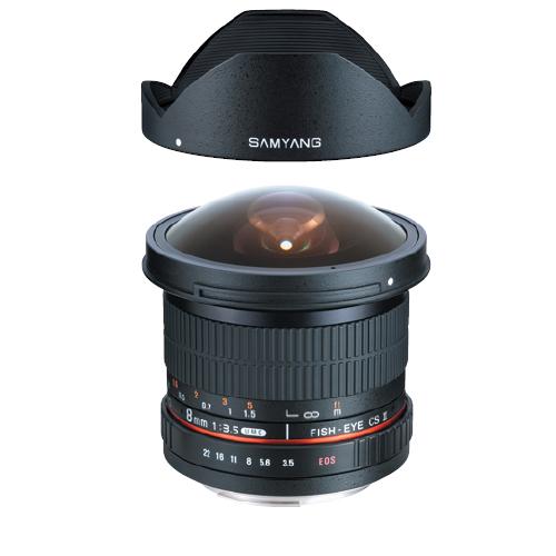 《新品》 SAMYANG(サムヤン) 8mm F3.5Fish-eye CSII(キヤノン用)〔納期未定・予約商品〕[ Lens | 交換レンズ ]【KK9N0D18P】