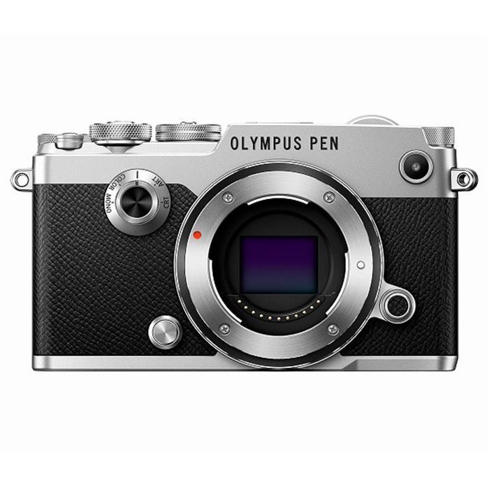 《新品》 OLYMPUS (オリンパス) PEN-F ボディ シルバー[ ミラーレス一眼カメラ | デジタル一眼カメラ | デジタルカメラ ]【KK9N0D18P】