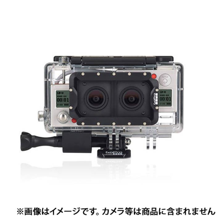 《新品アクセサリー》 GoPro (ゴープロ) デュアルヒーローシステム AHD3D-301【KK9N0D18P】