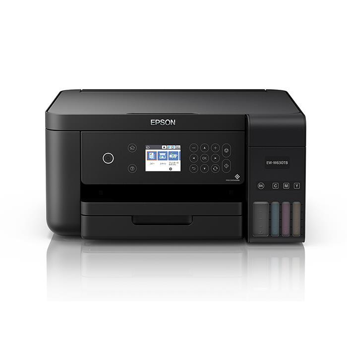 《新品アクセサリー》EPSON(エプソン) A4カラー複合プリンター EW-M630TB ブラック 【KK9N0D18P】