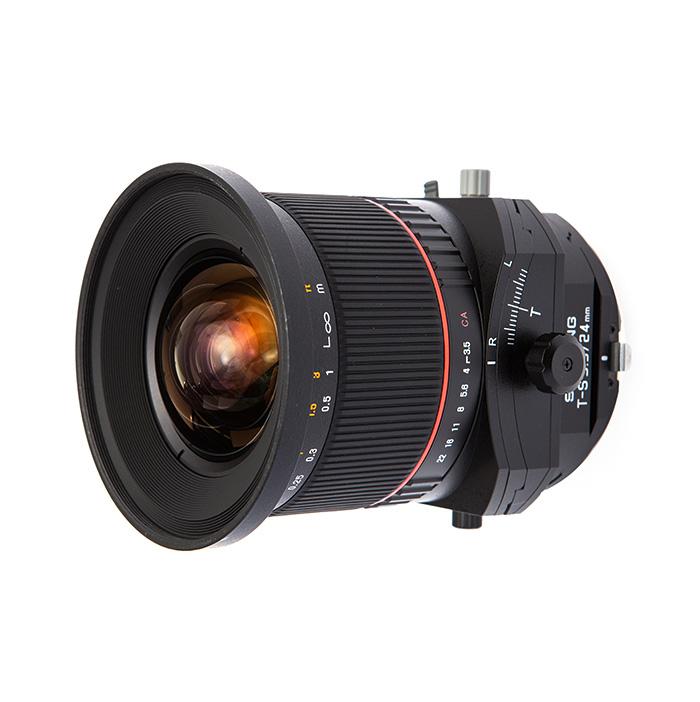 《新品》 SAMYANG(サムヤン) T-S 24mm F3.5 ED AS UMC Lens (ニコン用)〔メーカー取寄品〕【KK9N0D18P】