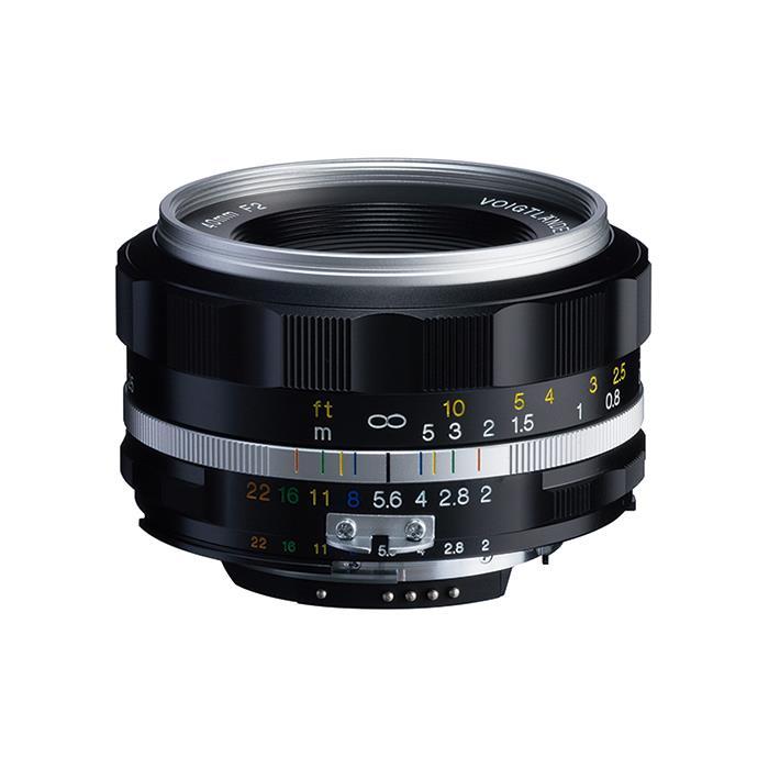 《新品》Voigtlander (フォクトレンダー) ULTRON 40mm F2 Aspherical SL II S(ニコンF用) シルバーリム [ Lens | 交換レンズ ]【KK9N0D18P】