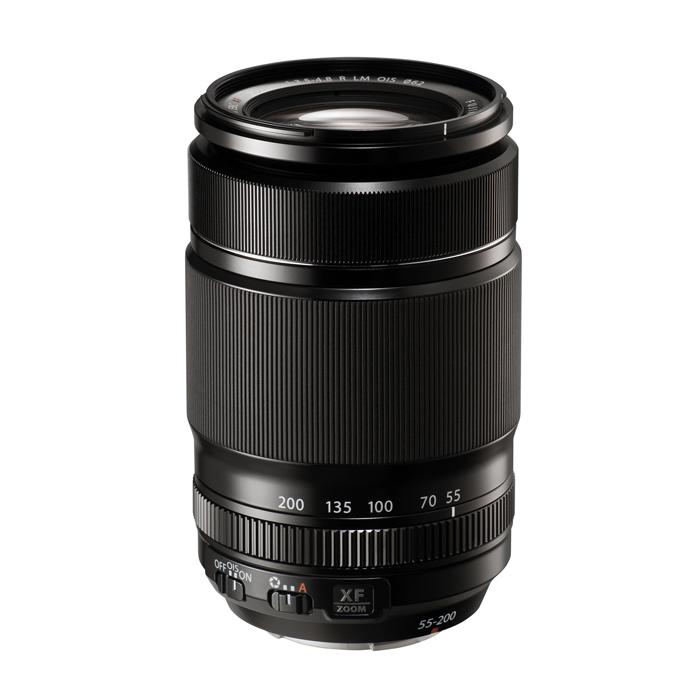 《新品》 FUJIFILM(フジフイルム) フジノン XF55-200mm F3.5-4.8 R LM OIS[ Lens | 交換レンズ ]【KK9N0D18P】