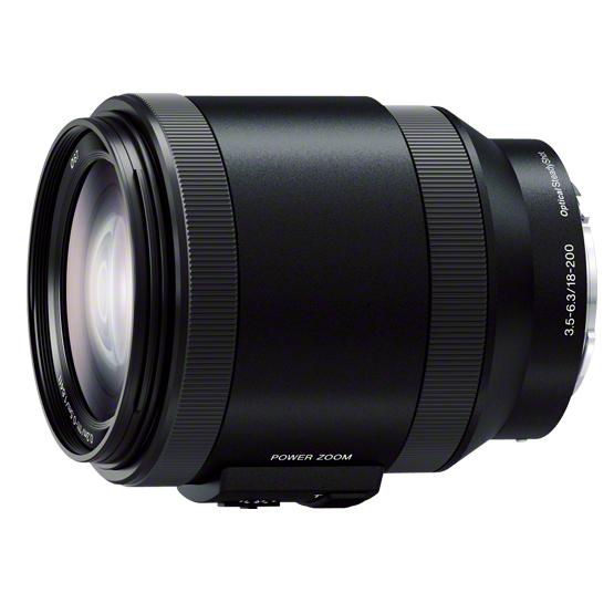 《新品》 SONY(ソニー) E PZ 18-200mm F3.5-6.3 OSS SELP18200[ Lens | 交換レンズ ]【KK9N0D18P】