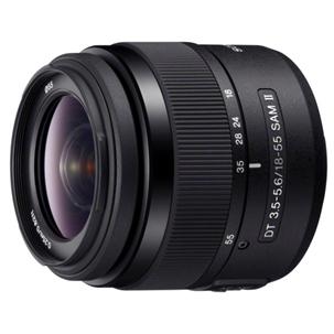 定番キャンバス 開店祝い 代引き手数料無料 《新品》 SONY ソニー DT 18-55mm F3.5-5.6 〔レンズフード別売〕 KK9N0D18P SAM Lens 交換レンズ SAL18552〔メーカー取寄品〕 II