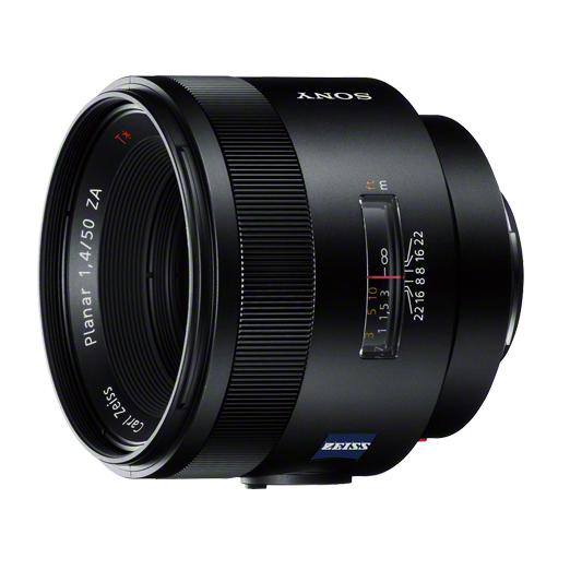 《新品》 SONY(ソニー) Planar T* 50mm F1.4 ZA SSM SAL50F14Z[ Lens | 交換レンズ ]【KK9N0D18P】