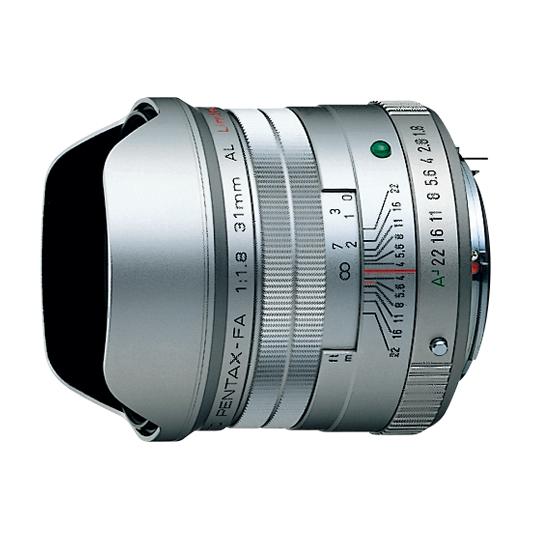 《新品》 PENTAX(ペンタックス) FA31mm F1.8 AL Limited シルバー[ Lens | 交換レンズ ]【KK9N0D18P】