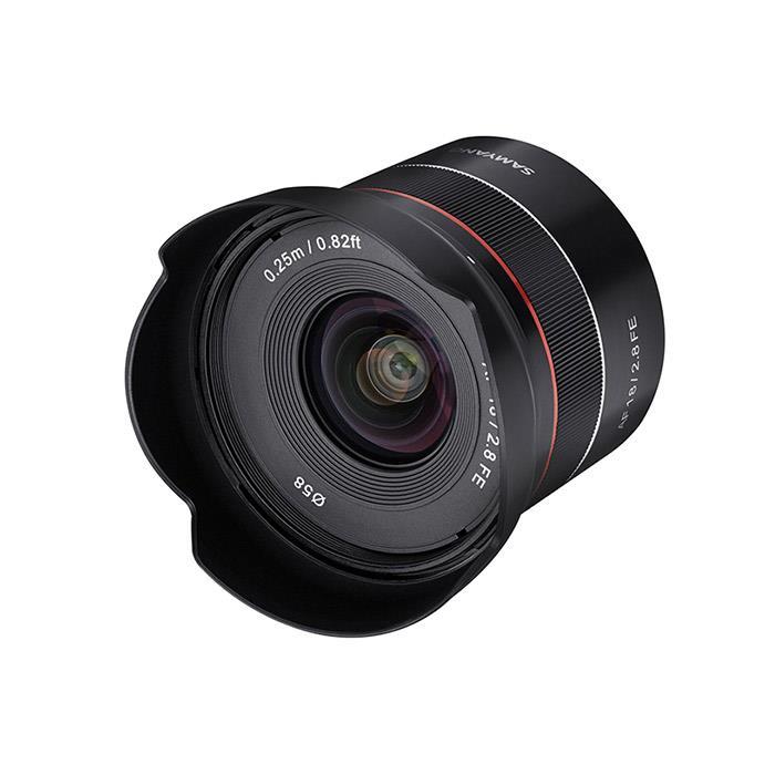 《新品》 SAMYANG (サムヤン) AF 18mm F2.8 FE (ソニーE用/フルサイズ対応)【¥3,000-キャッシュバック対象】[ Lens   交換レンズ ]【KK9N0D18P】