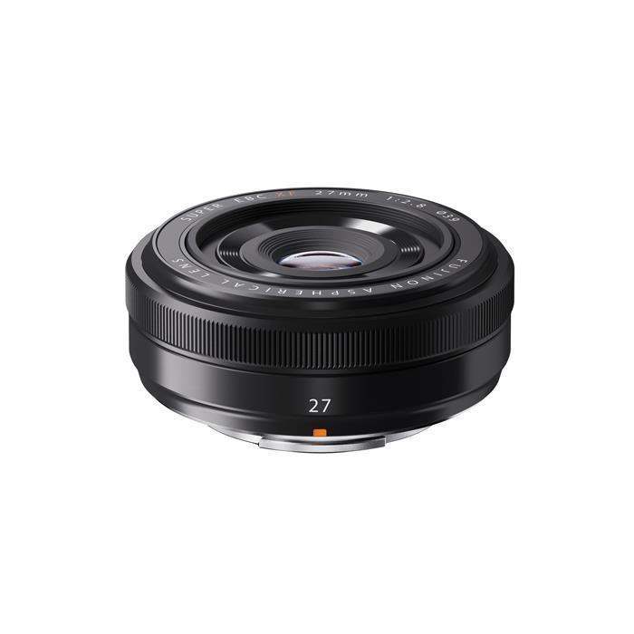《新品》 FUJIFILM(フジフイルム) フジノン XF27mm F2.8 ブラック[ Lens   交換レンズ ]【KK9N0D18P】