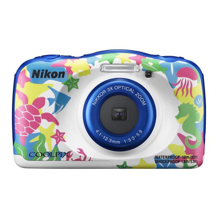 《新品》 Nikon(ニコン) COOLPIX W100 マリン [ コンパクトデジタルカメラ ] 【KK9N0D18P】※お一人様1点限り