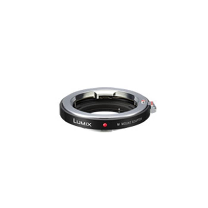 《新品アクセサリー》 Panasonic マウントアダプター DMW-MA2M ライカMレンズ/マイクロフォーサーズボディ用【KK9N0D18P】