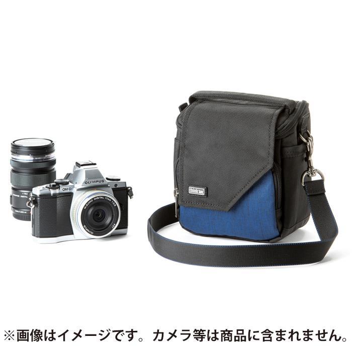 《新品アクセサリー》 thinkTANKphoto(シンクタンクフォト) ミラーレスムーバー10 ダークブルー〔メーカー取寄品〕【KK9N0D18P】 [ カメラバッグ ]