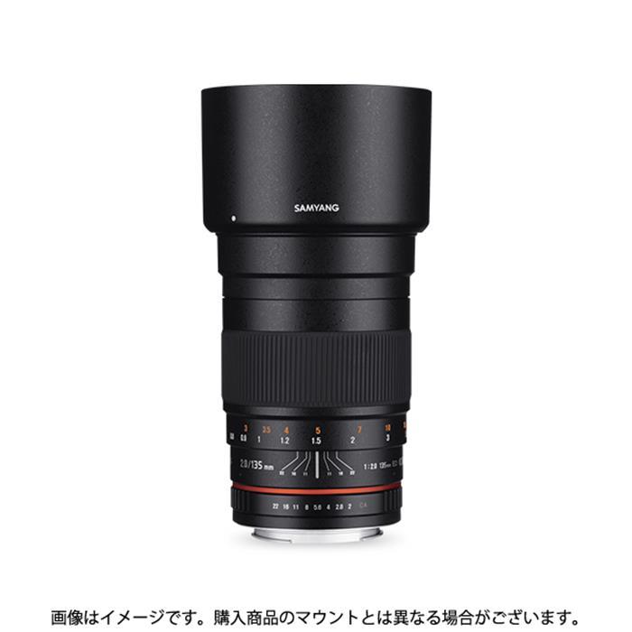 《新品》 SAMYANG(サムヤン) 135mm F2.0 (フジフイルムX用)〔メーカー取寄品〕[ Lens | 交換レンズ ]【KK9N0D18P】