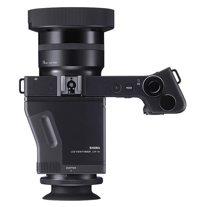 《新品》 SIGMA(シグマ) dp1 Quattro LCDビューファインダーキット[ コンパクトデジタルカメラ ]【KK9N0D18P】