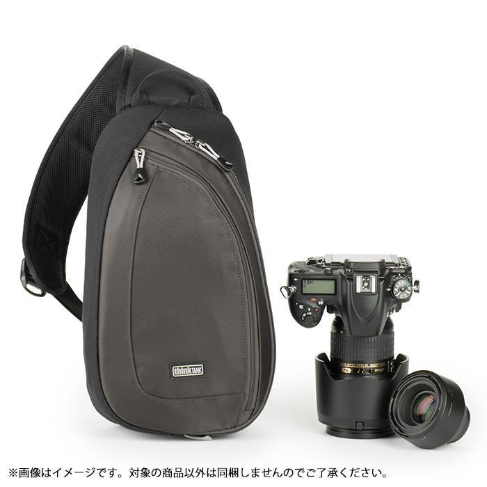 《新品アクセサリー》 thinkTANKphoto (シンクタンクフォト) ターンスタイル10 V2.0 チャコール〔メーカー取寄品〕【KK9N0D18P】