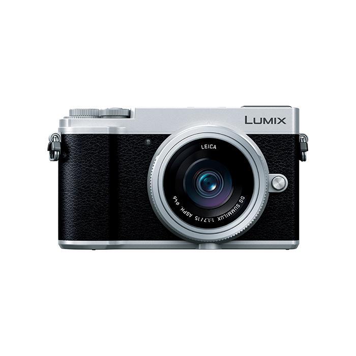 《新品》Panasonic (パナソニック) LUMIX DC-GX7MK3L 単焦点ライカDGレンズキット シルバー[ ミラーレス一眼カメラ | デジタル一眼カメラ | デジタルカメラ ]【KK9N0D18P】