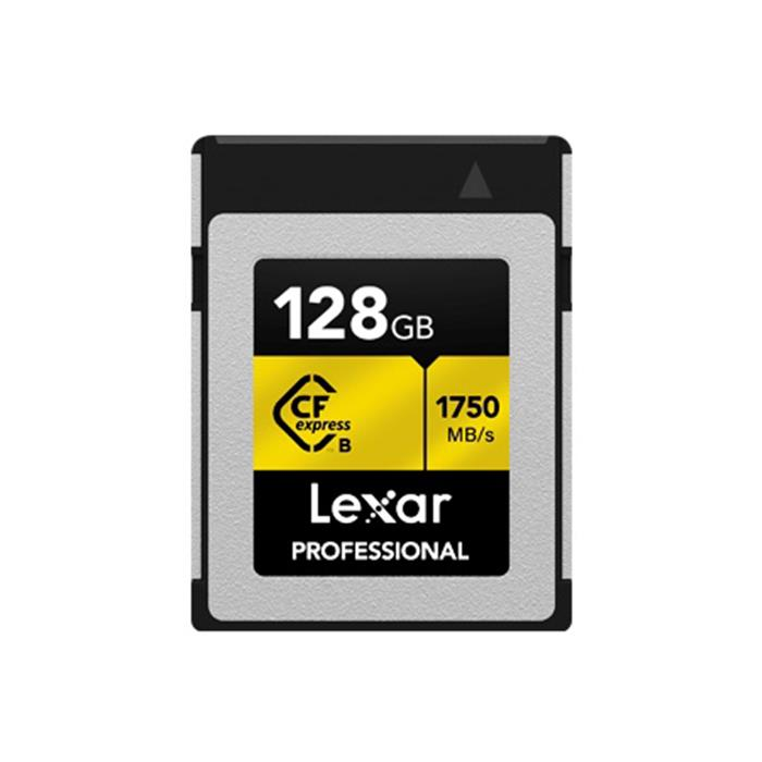 代引き手数料無料 《新品アクセサリー》 爆買いセール LEXAR レキサー CFexpress LCFX10-128CRB 128GB TypeB スーパーSALE セール期間限定 KK9N0D18P メモリーカード