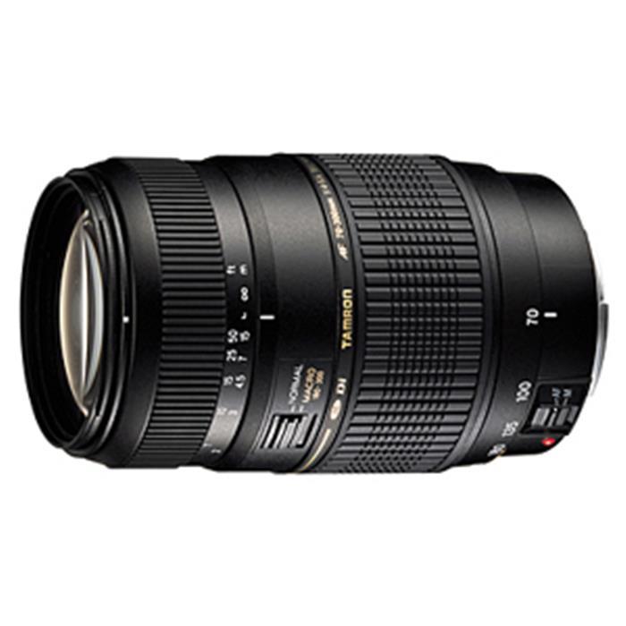 《新品》 TAMRON(タムロン) 70-300mm F4-5.6 Di LD Macro(キヤノン用)[ Lens | 交換レンズ ]【KK9N0D18P】