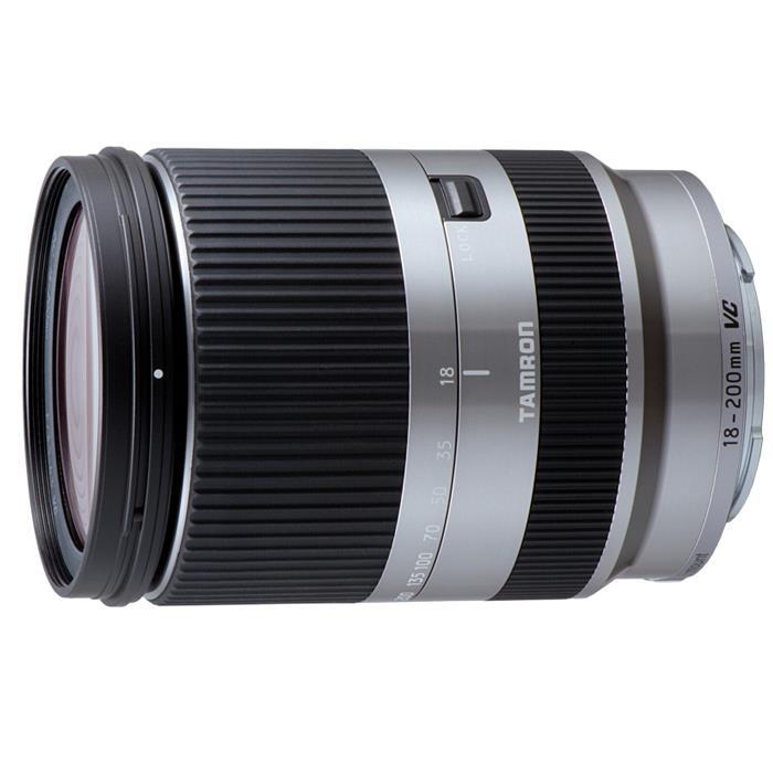 《新品》 TAMRON(タムロン) 18-200mm F3.5-6.3 DiIII VC (ソニーE用) シルバー[ Lens   交換レンズ ]【KK9N0D18P】